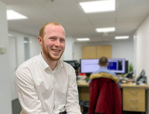 Welcoming Our New Team Member Euan