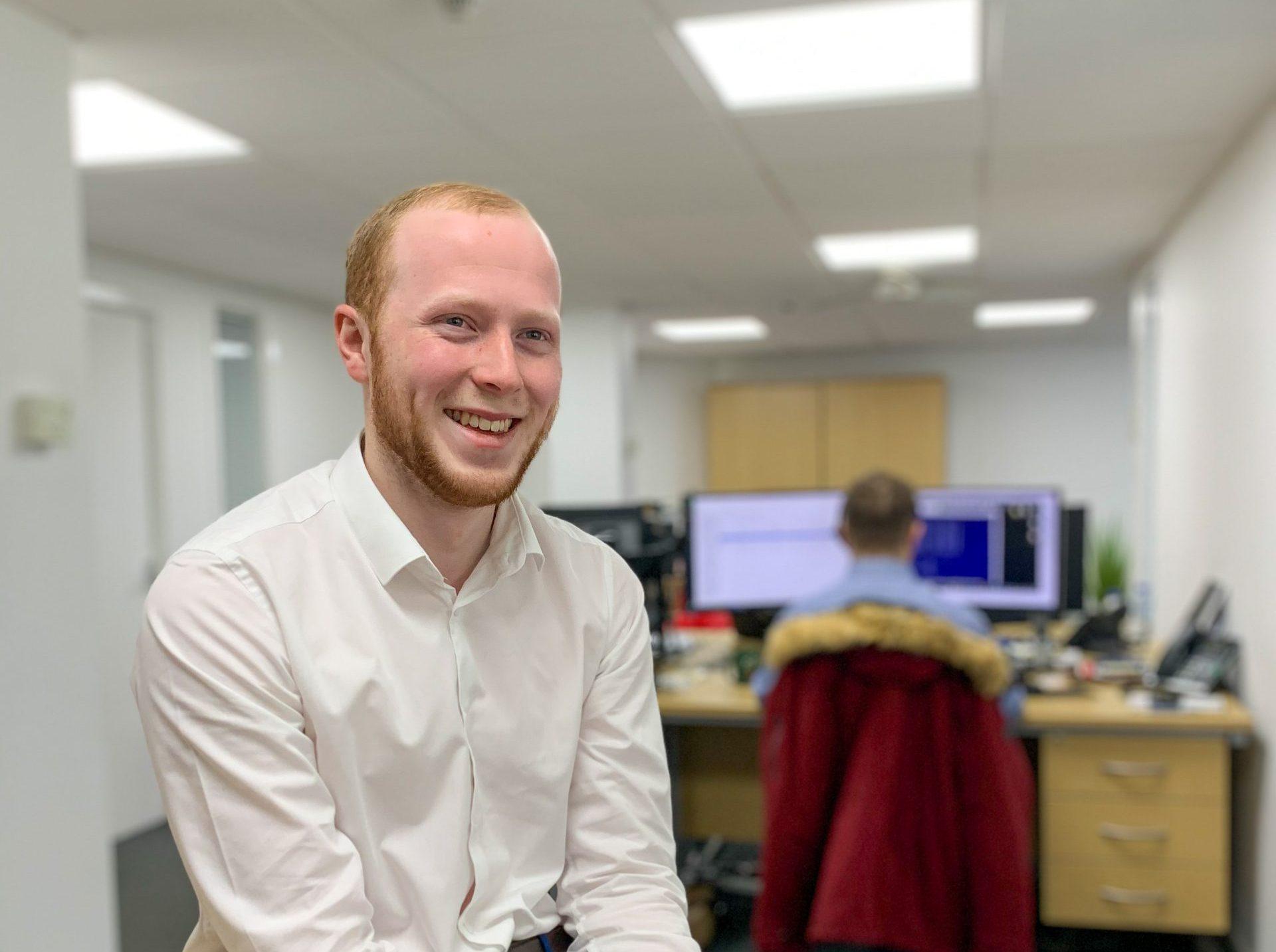 Euan IT Foundations Edinburgh IT Support Technical Specialist
