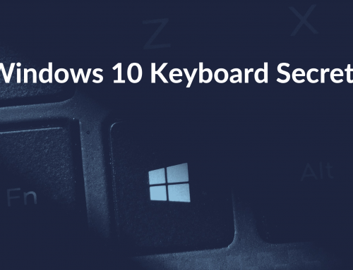 Clever keyboard shortcuts you didn't know until now