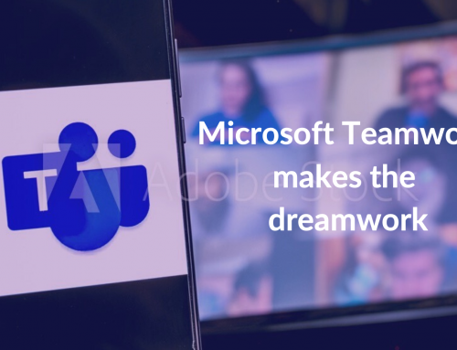 Microsoft Teams(work) makes the dreamwork