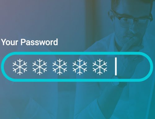 Strong Security Starts with Strong Passwords